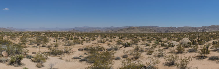 Панорама пустелі