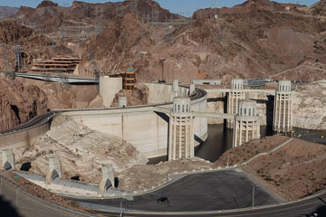 Hoover Dam & Grand Canyon – Дамба