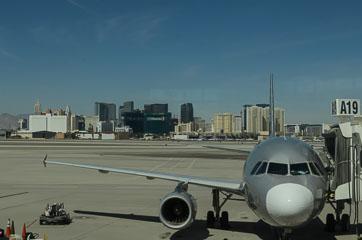 Вид з аеропорту