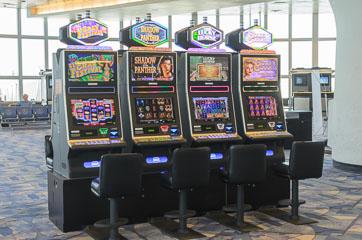 Ігрові автомати в аеропорту