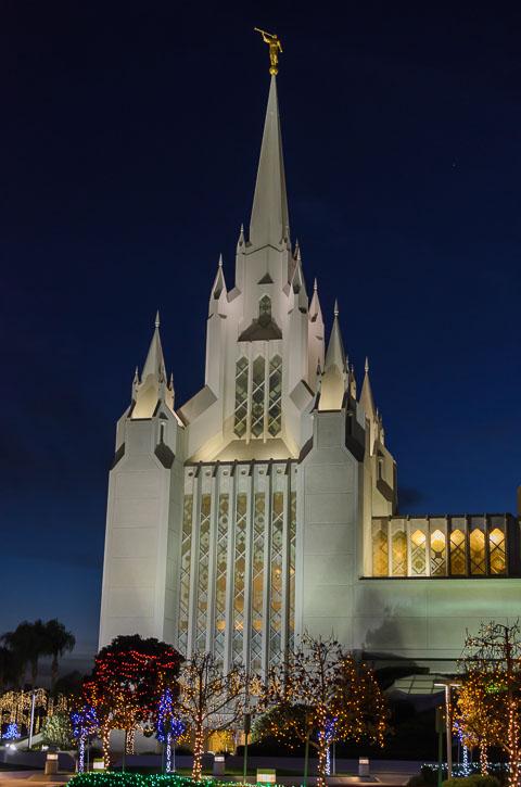 Храм мормонів