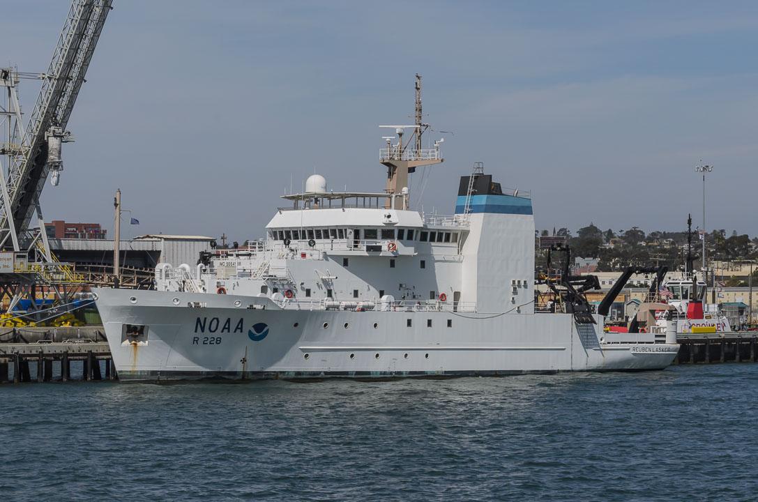Управління океанічних і атмосферних досліджень