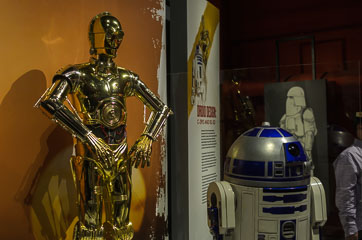 C-3PO та R2-D2