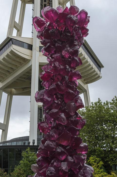 Квіти зі скла