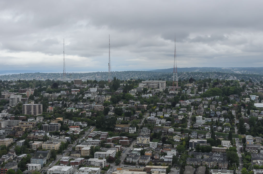 Вид з вежі