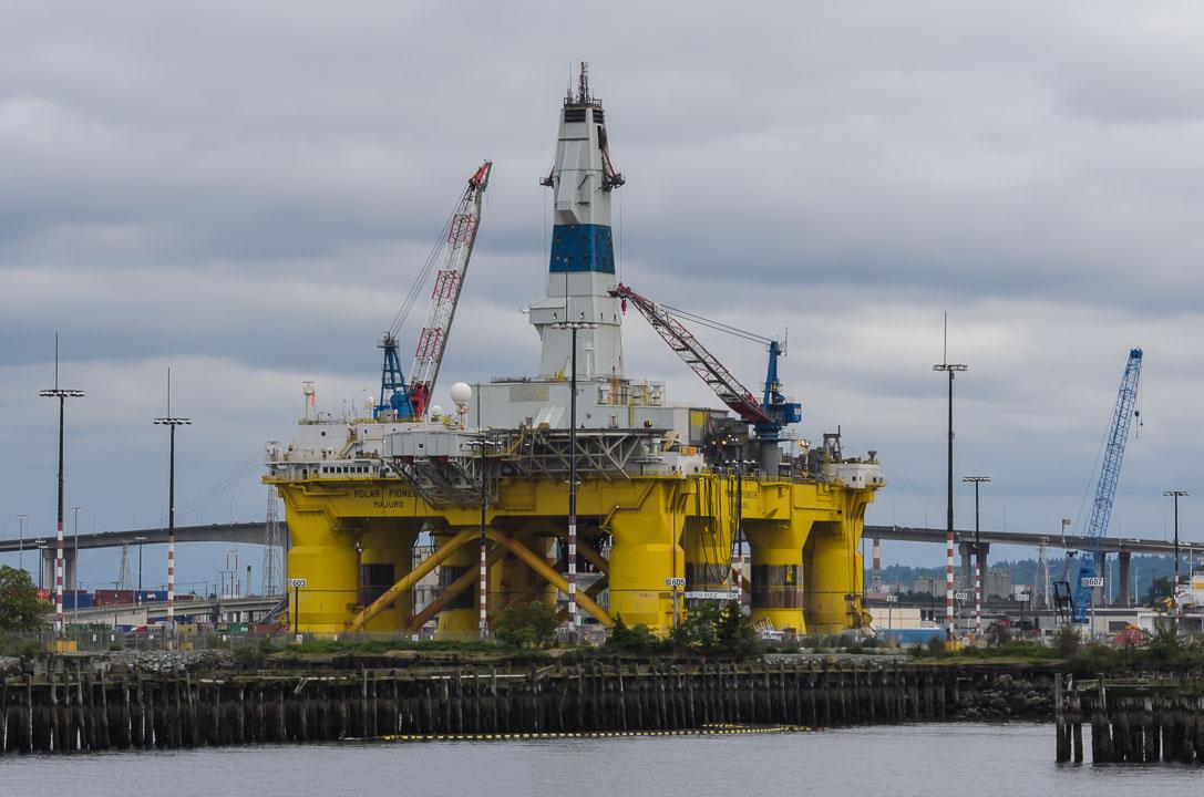 Нафтова платформа