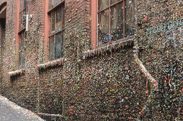 Стіна жувальних гумок
