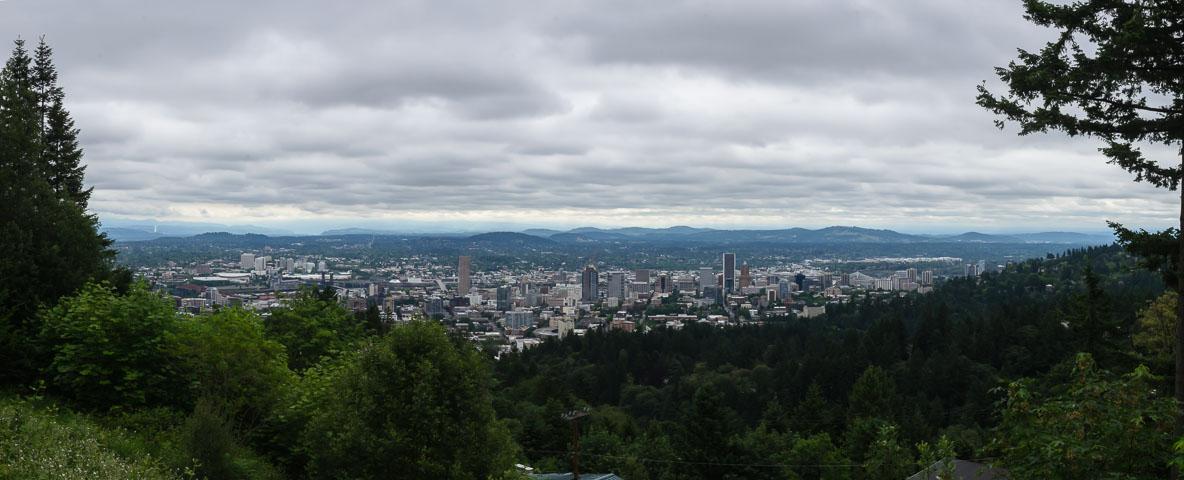 Панорама міста