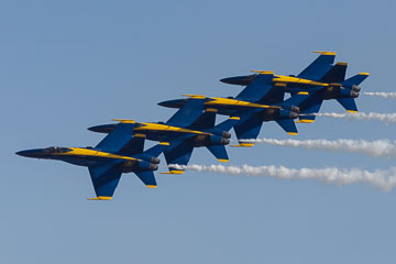 Miramar Air Show – Blue Angels