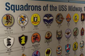 Логотипи ескадронів
