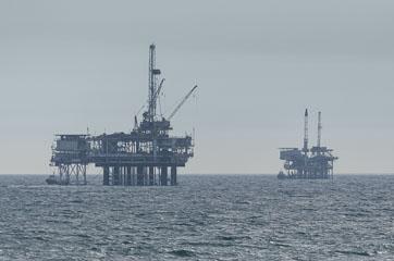 Нафтові платформи