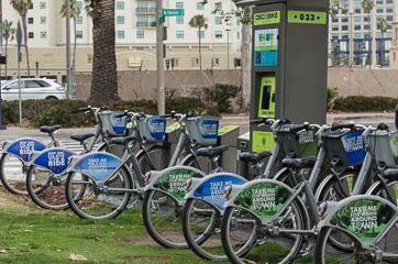 Прокат велосипедів