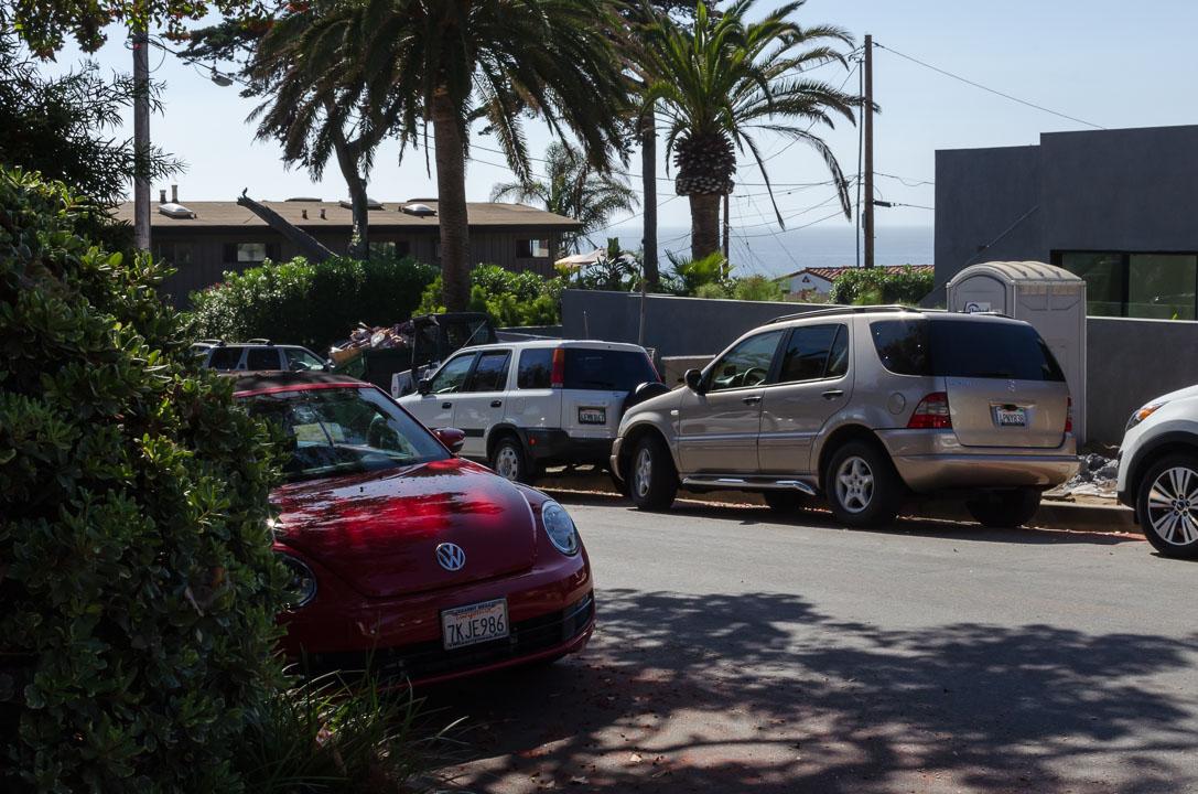 Знайти парковку не просто
