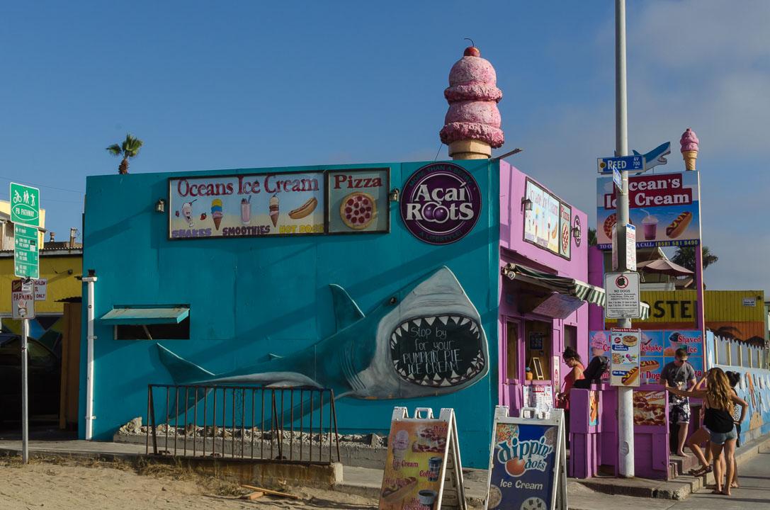 Магазин морозива