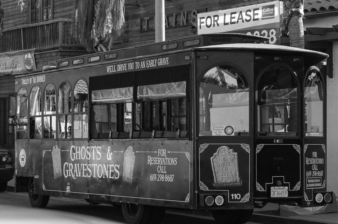 Пекельний трамвай