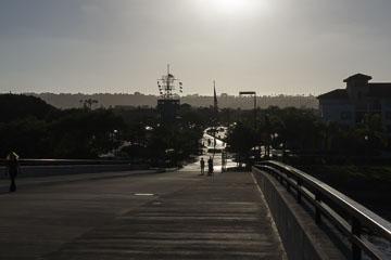 Вид з мосту