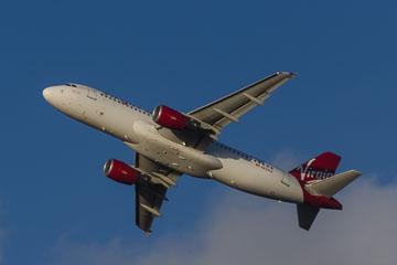 Літак Virgin