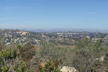 Вид з пагорбу