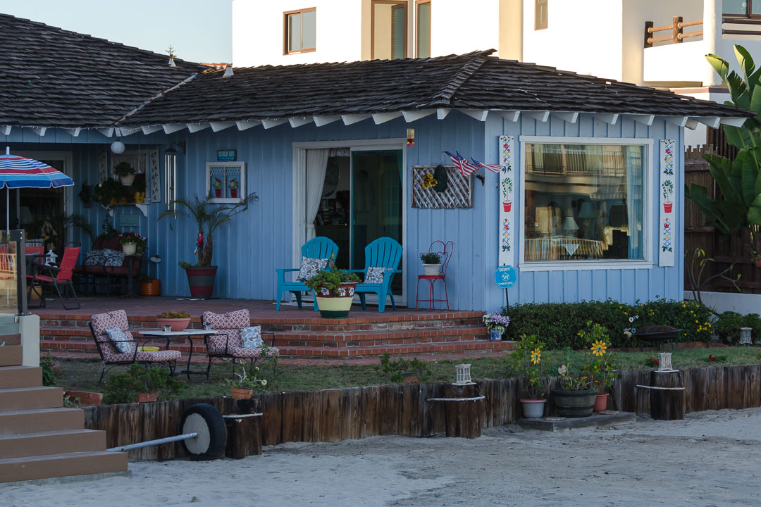 Пляжний будинок