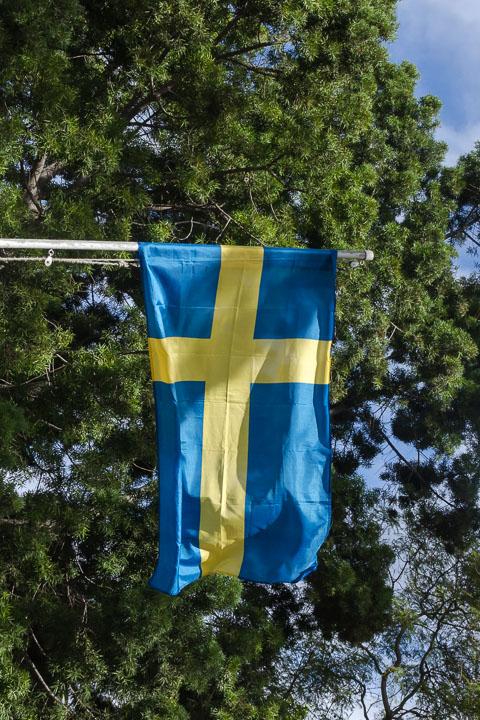 Хата Швеції