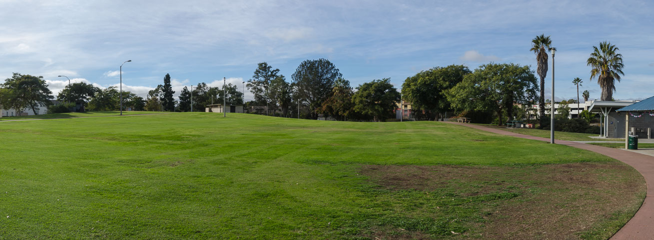 Cabrillo Heights Park