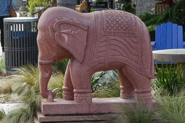 Solana Beach & Cabrillo Monument – Слон