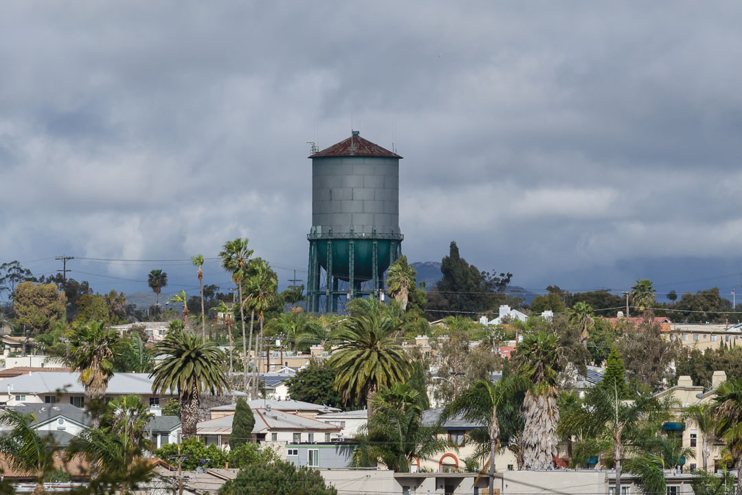 Водяна вежа