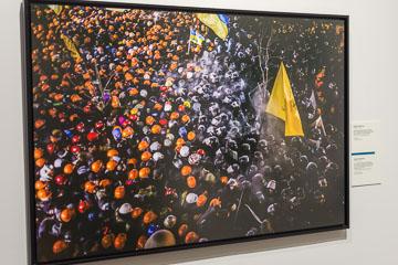 Українська експозиція в музеї фотографії