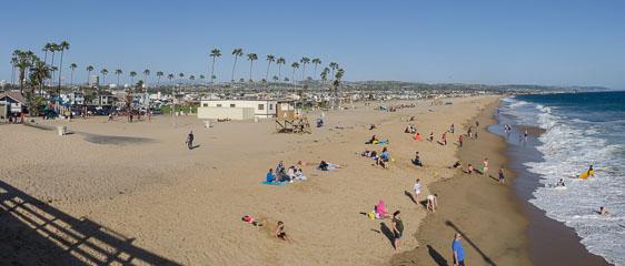 Панорама берегу