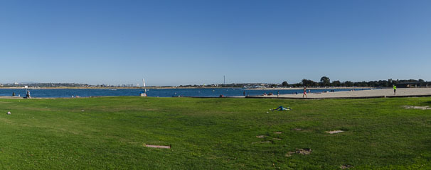 Панорама затоки