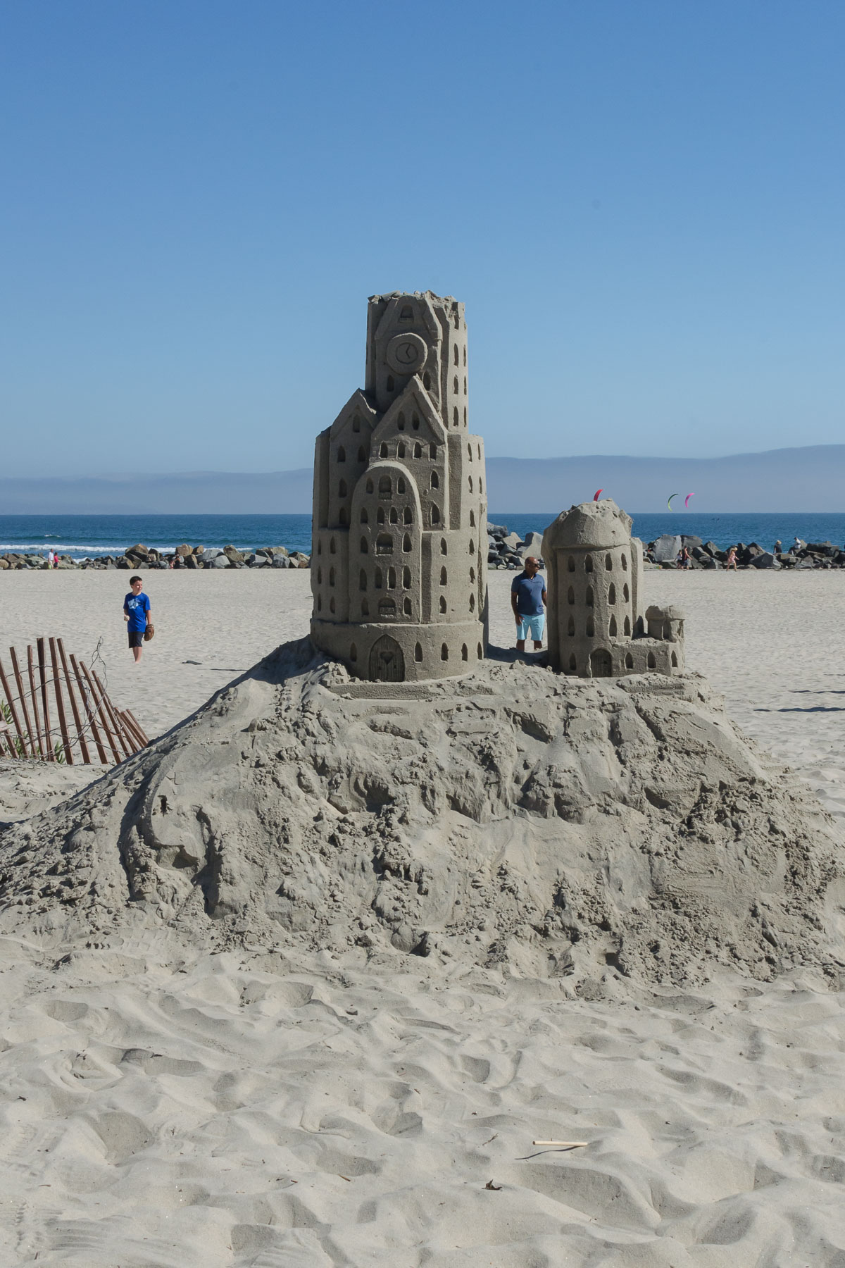 Вежі з піску