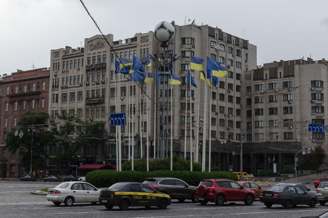 Європейська площа