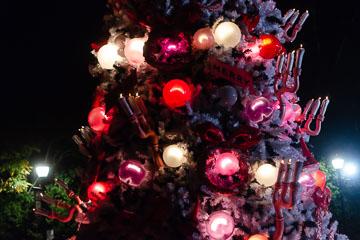 Globe Christmas Tree